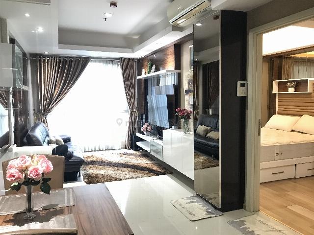 Apartemen Casa Grande 1 BR 53 m2 Balkon 10 Juta Eri Property Jakarta Selatan, Cassablanca, Jakarta Selatan