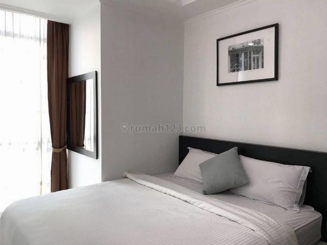 Apartemen Bellagio Residence 1BR+1 Lantai Rendah Newly Renov, Mega Kuningan, Jakarta Selatan