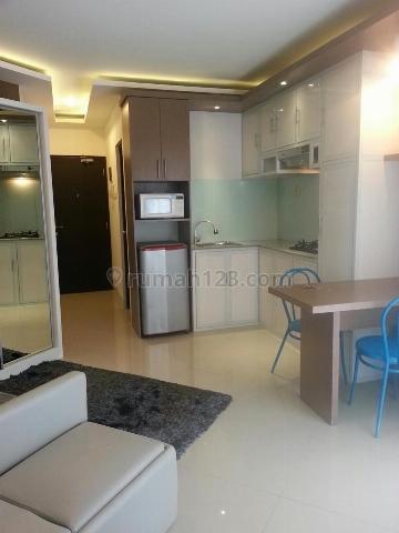 Apartemen Taman Sari Semanggi Studio, Setiabudi, Jakarta Selatan