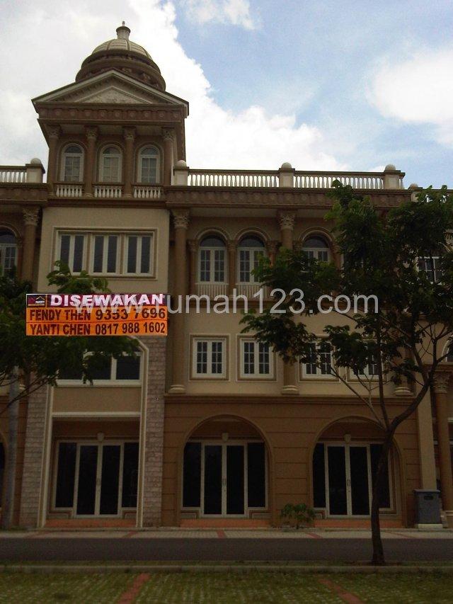 D I S E W A K A N Ruko Puri Mansion 4,5 lantai, Puri Mansion, Jakarta Barat