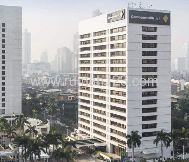 Wtc 6, Sudirman, Ruang Kantor 100m2- 1000m2, Sudirman, Jakarta Selatan