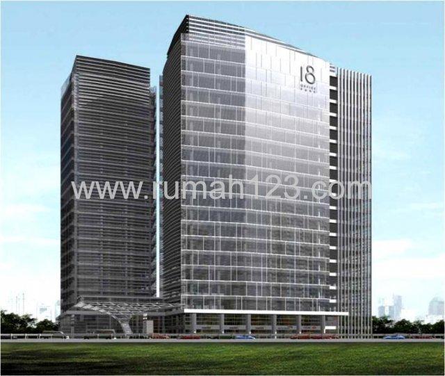18 Office Park, Ruang Kantor, Tb Simatupang, 100m2-1000m2, TB Simatupang, Jakarta Selatan
