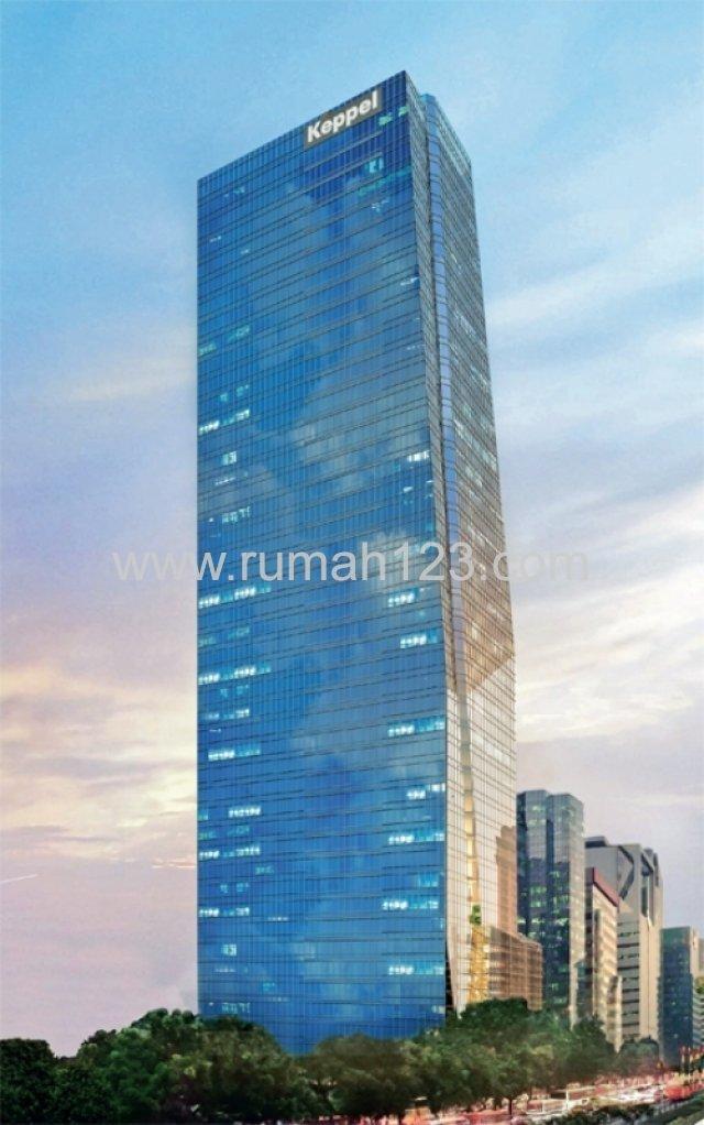 International Financial Center, Ruang Kantor 100m2-1000m2, Sudirman, Jakarta Selatan