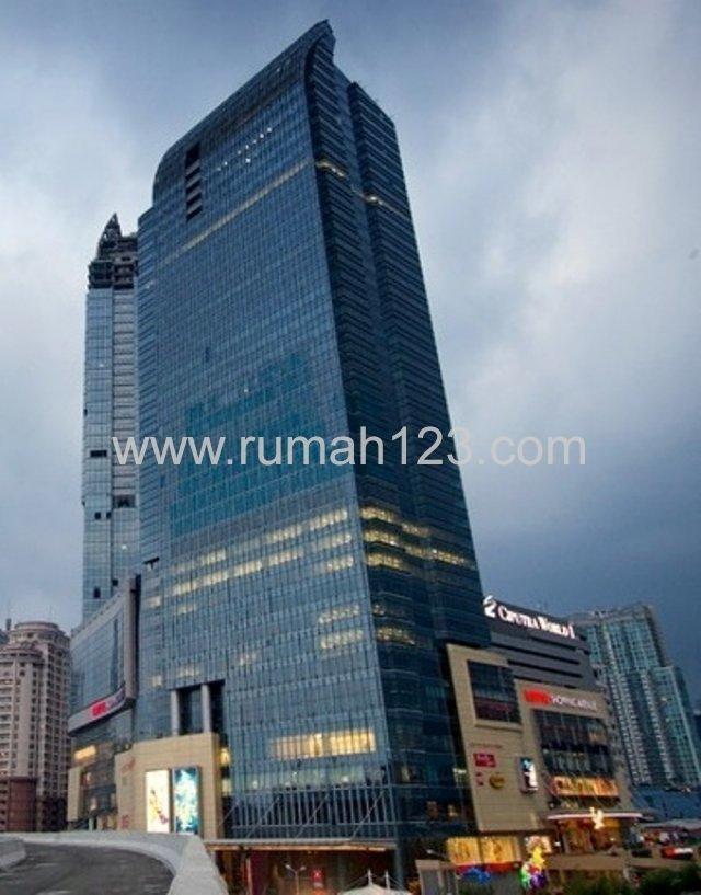 Dbs Bank Tower-ciputra World, Ruang Kantor 100-1000m2, Kuningan, Jakarta Selatan