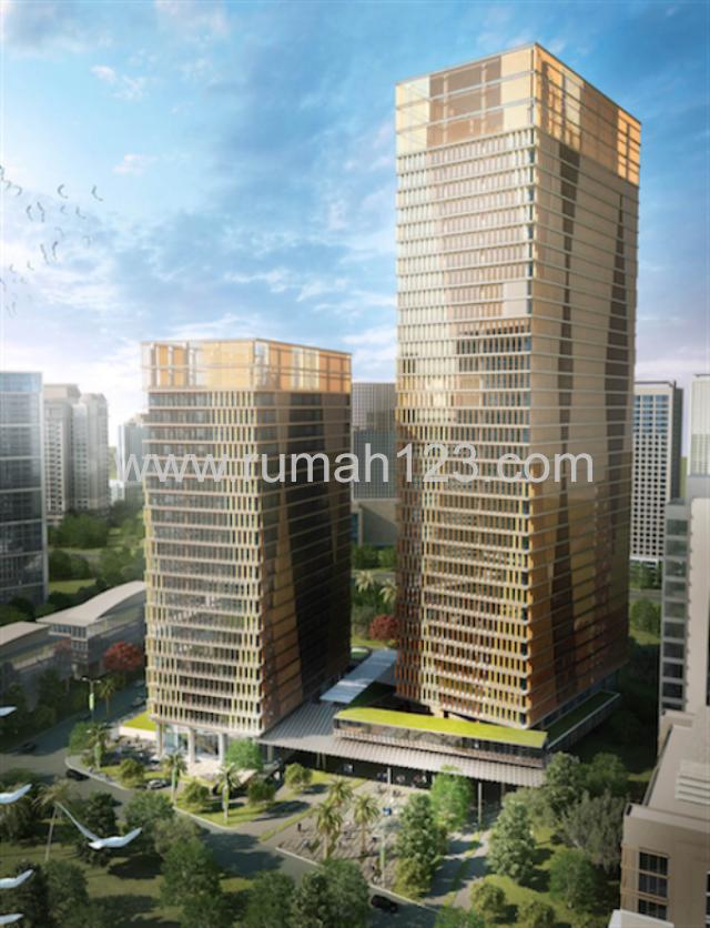 Gran Rubina, Ruang Kantor, Epicentrum-kuningan, 100m2-1000m2, Kuningan, Jakarta Selatan