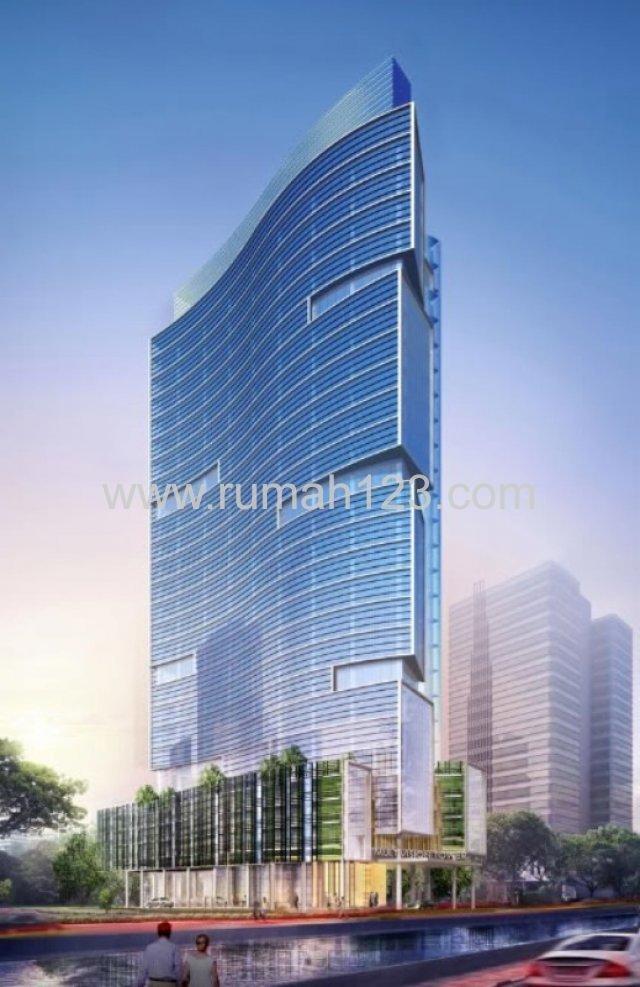 Multivision Tower, Kuningan, Ruang Kantor 100 M2-1000m2, Kuningan, Jakarta Selatan