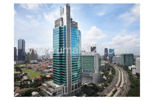 Menara Kadin, Kuningan, Ruang Kantor 100 M2-1000m2, Kuningan, Jakarta Selatan