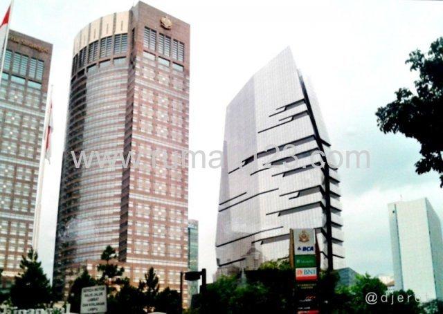 Aia Central, Sudirman, Ruang Kantor 100m2-1000m2, Sudirman, Jakarta Selatan