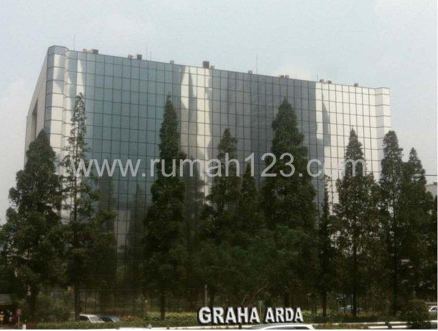 Graha Arda, Kuningan, Ruang Kantor 100 M2-1000m2, Kuningan, Jakarta Selatan