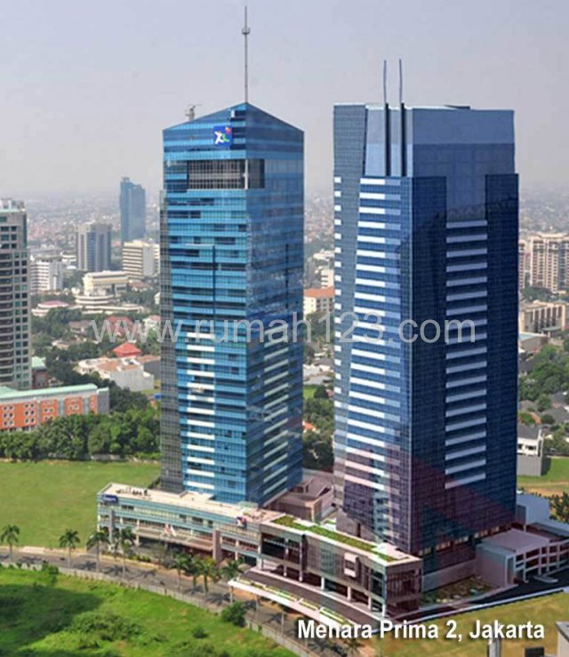 Menara Prima 1, Mega Kuningan, Ruang Kantor 100m2 -1000m2, Mega Kuningan, Jakarta Selatan