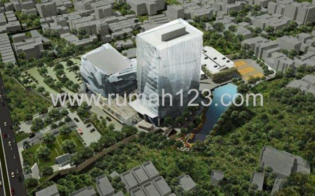 Antam B Office Park,tb Simatupang, Ruang Kantor 100-1000m2, TB Simatupang, Jakarta Selatan