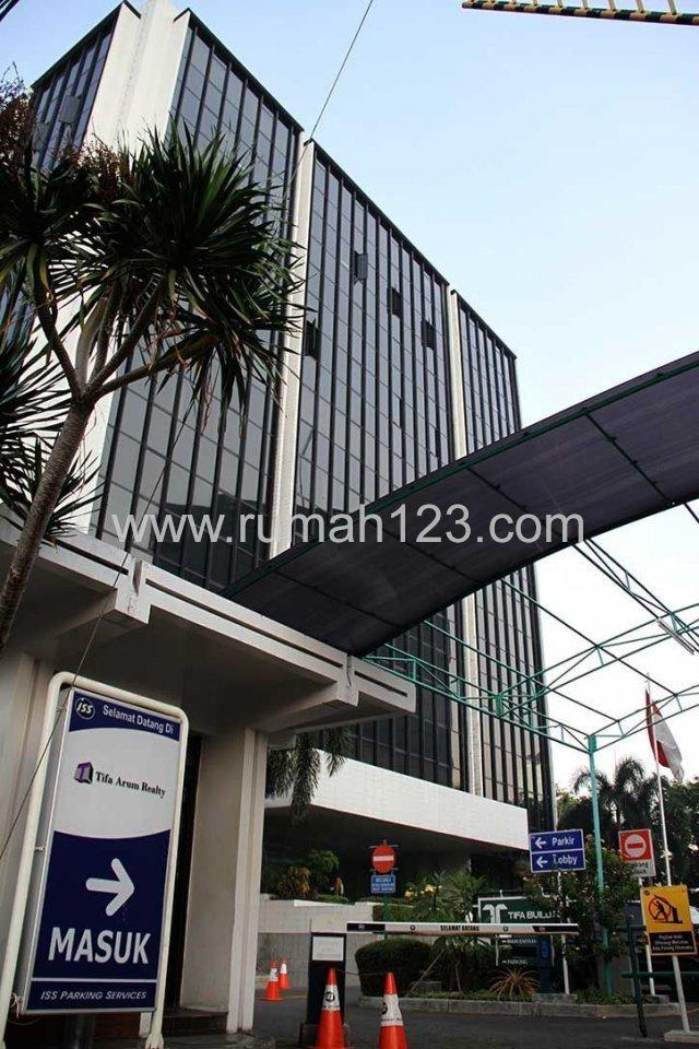 Gedung Tifa, Gatot Subroto,  Ruangan Kantor 100m2-1000m2, Gatot Subroto, Jakarta Selatan