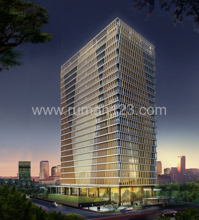 Gran Rubina, Kuningan, Ruang Kantor 100-1000m2, Kuningan, Jakarta Selatan