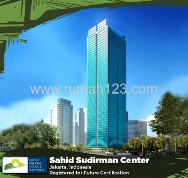 Sahid Sudirman Center, Ruang Kantor 100m2-3000m2, Sudirman, Jakarta Selatan