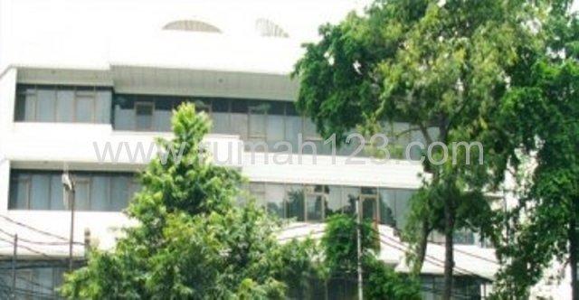 Wisma Amex, Melawai Blok M, Ruang Kantor 229m2, Kebayoran Baru, Jakarta Selatan
