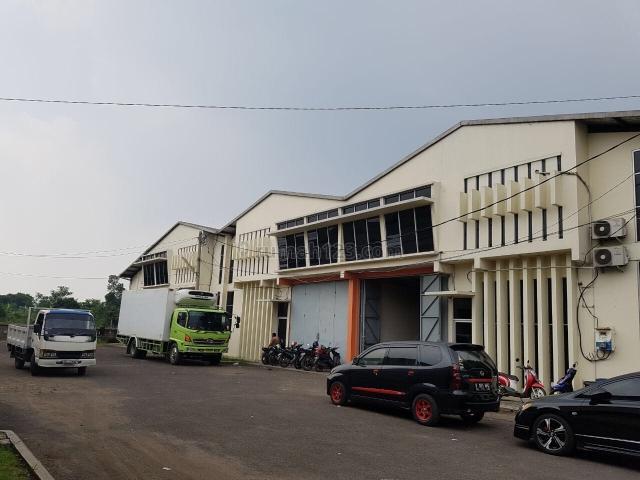 Pergudangan Cikupa, Lb 360 m2 @360m2 (2lt), Cikupa, Tangerang