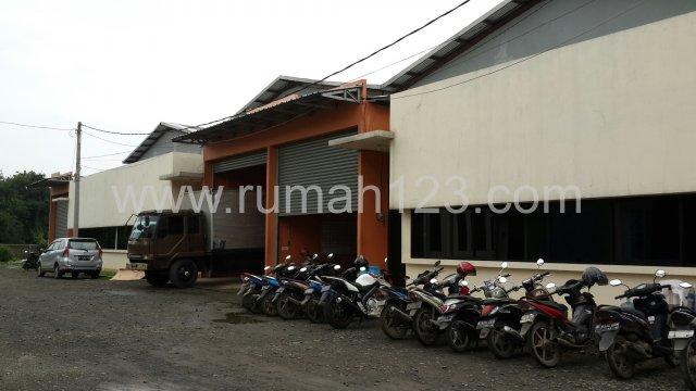 Pergudangan Cikupa 88 lb @375m2, Cikupa, Tangerang