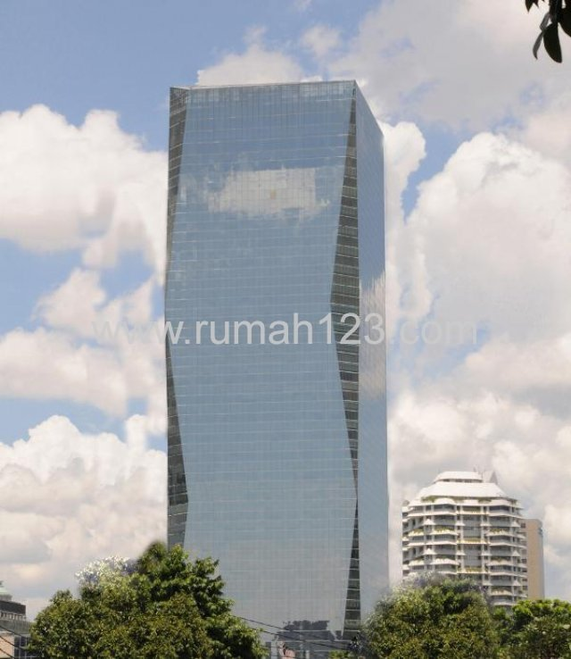 Standard Chartered,mega Kuningan, Ruang Kantor 100 M2-1500m2, Mega Kuningan, Jakarta Selatan