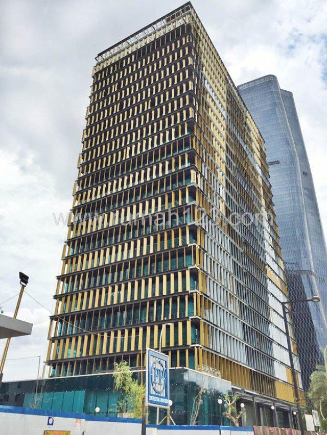 Office Space @gran Rubina For Sale / Lease, Kuningan, Jakarta Selatan