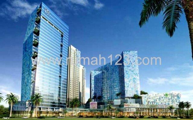 Eightyeight@kasablanka, Ruang Kantor 100 M2-1000m2, Cassablanca, Jakarta Selatan
