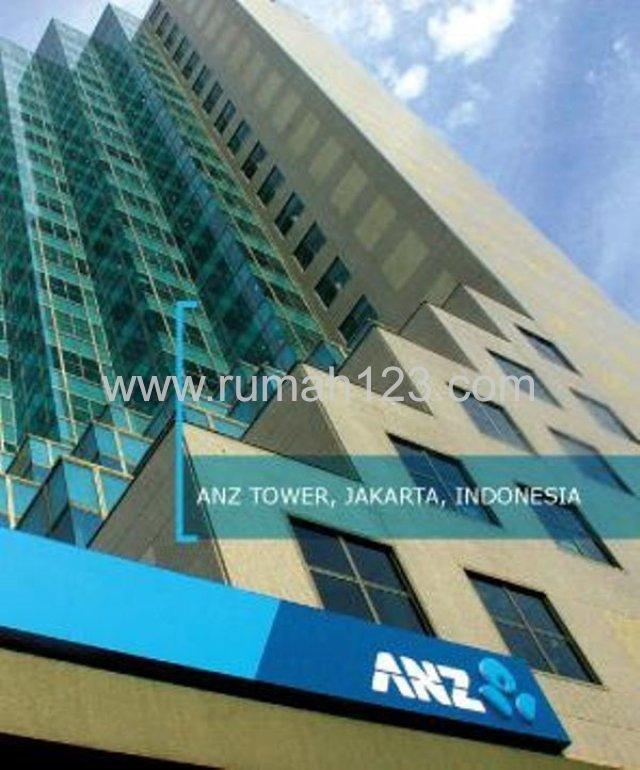 Anz Tower, Sudirman, Ruang Kantor 100m2-1000m2, Sudirman, Jakarta Selatan