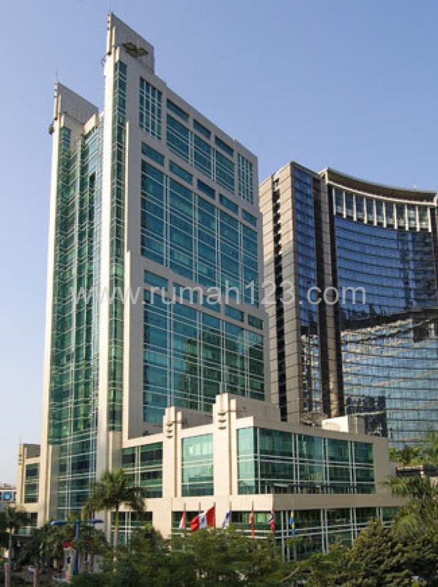 Menara Rajawali, Mega Kuningan, Ruang Kantor 100m2 -1000m2, Mega Kuningan, Jakarta Selatan
