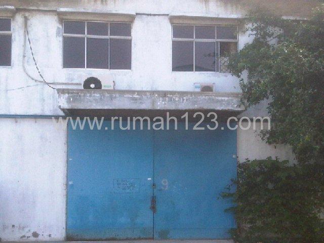 Gudang Gudang Bagus Dan Murah Di Komplek Miami, Kalideres, Jakarta Barat