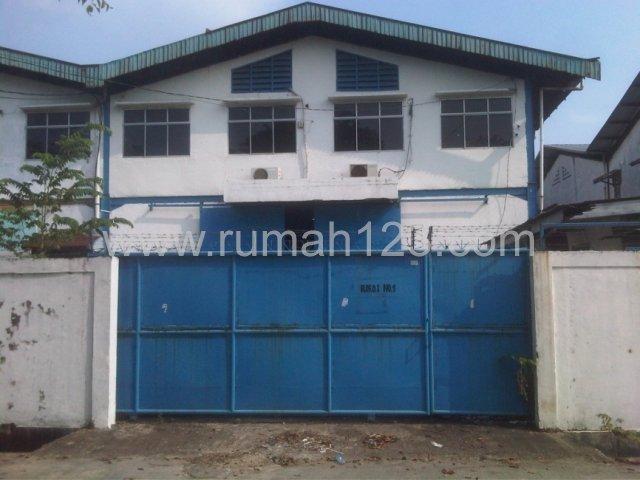 Gudang Miami Kapuk Jalan Kayu Besar O1/02, Kalideres, Jakarta Barat