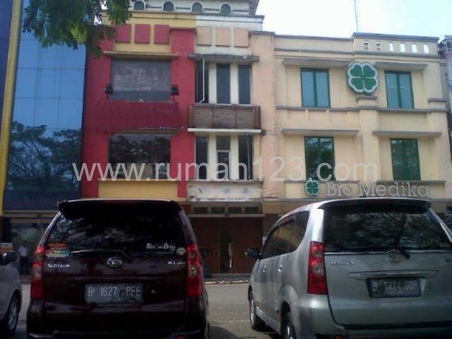 S E W A Ruko Tol Boulevard @bsd, BSD, Tangerang