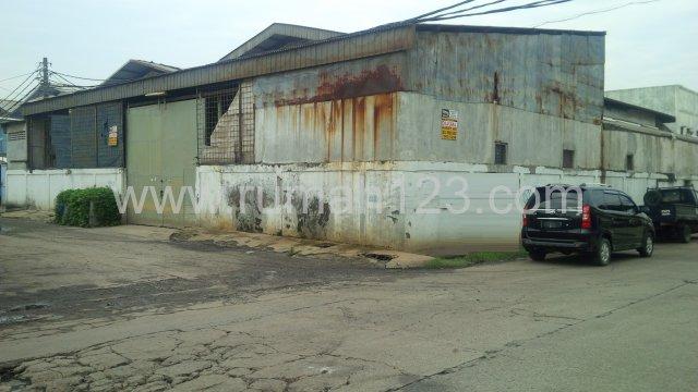 Gudang Komplek Miami Kapuk Kamal - Hoek !!, Kapuk Kamal, Jakarta Barat