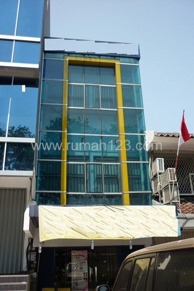 Ruko Boulevard Raya, Uku 4.5x16, 3 Lt, Tinggi Jln, Ada Ac 6., Kelapa Gading, Jakarta Utara