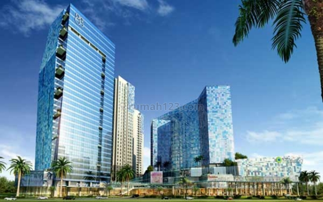 Office88 @ Kota Kasablanka  Sudah Furnished, Cassablanca, Jakarta Selatan
