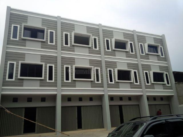Ruko Baru (komersial) di Pisangan Lama, Jakarta Timur sisa 1 unit, Pisangan Lama, Jakarta Timur