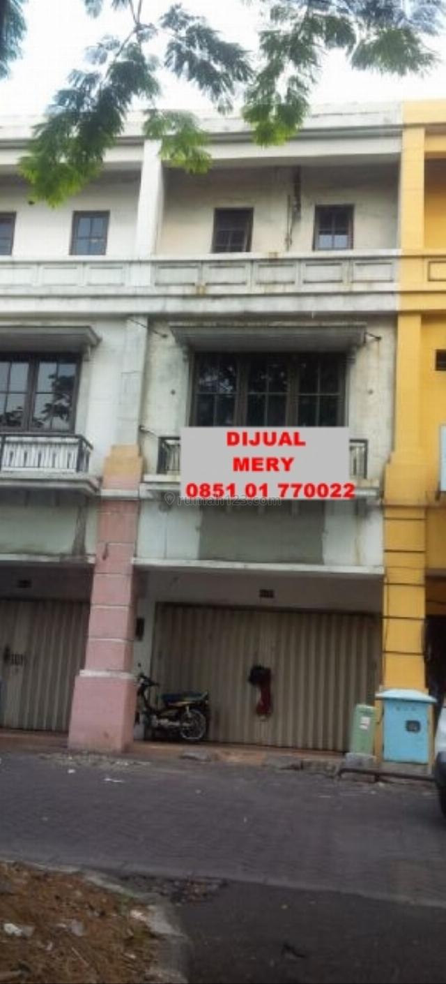 Ruko Villa Bukit Mas, Mayjen Sungkono, Surabaya