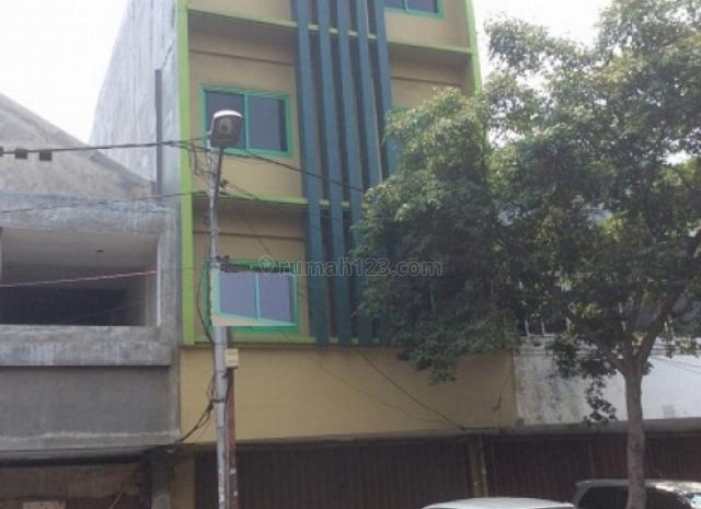 Ruko  dekat Pasar Baru Cocok u Usaha / Kantor, Pasar Baru, Jakarta Pusat
