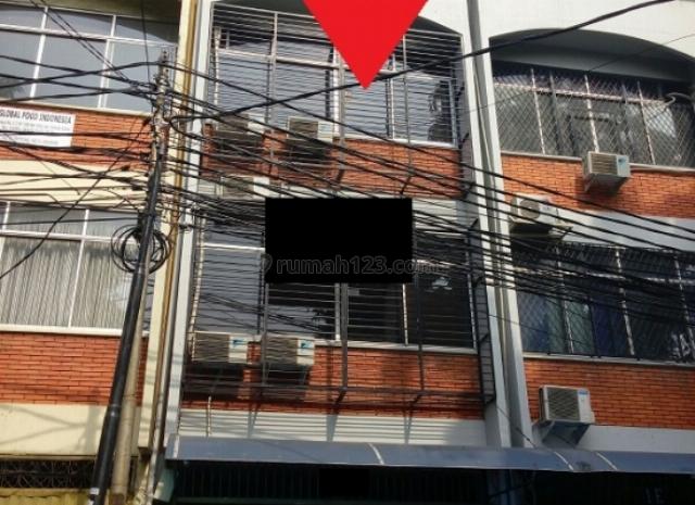 Ruko Daerah Kaji Hasyim Ashari Lantai 1 dan 2, Petojo, Jakarta Pusat