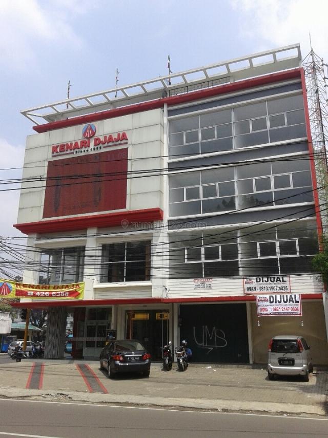 ruko baru siap pakai, Kebon Kawung, Bandung
