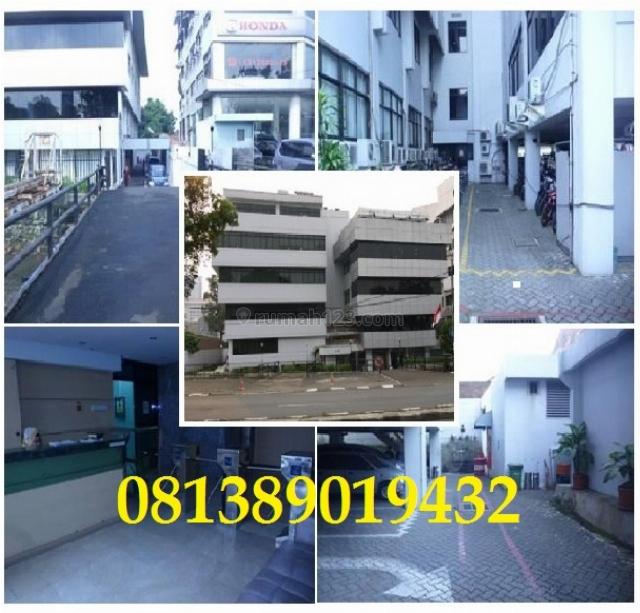 Gedung Daerah Dr Supomo, Tebet, Jakarta Selatan
