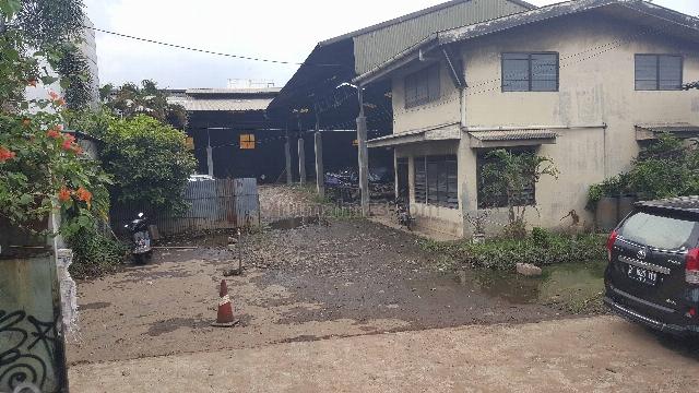Gudang Daan Mogot, Sebelah Indosiar, Daan Mogot, Jakarta Barat