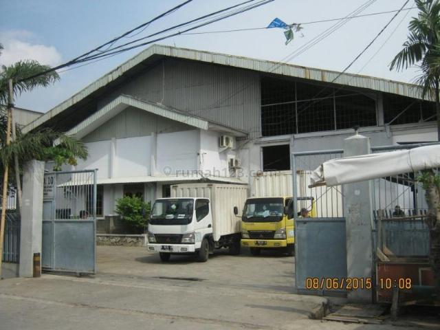 gudang di kapuk utara, Kapuk, Jakarta Utara