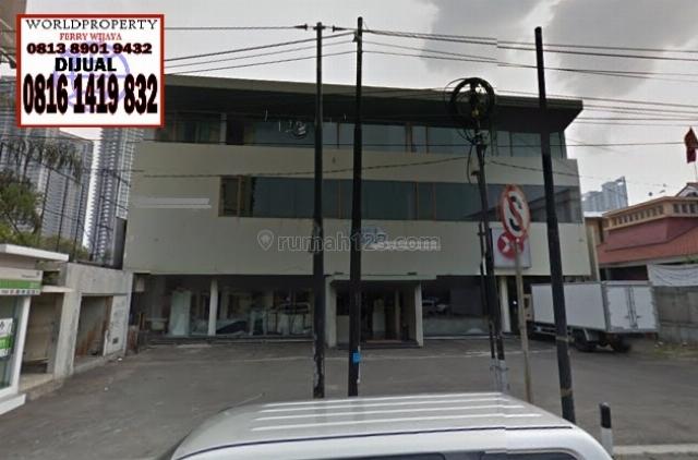 Gedung Komersil Daerah Kemang Raya, Bangka, Jakarta Selatan