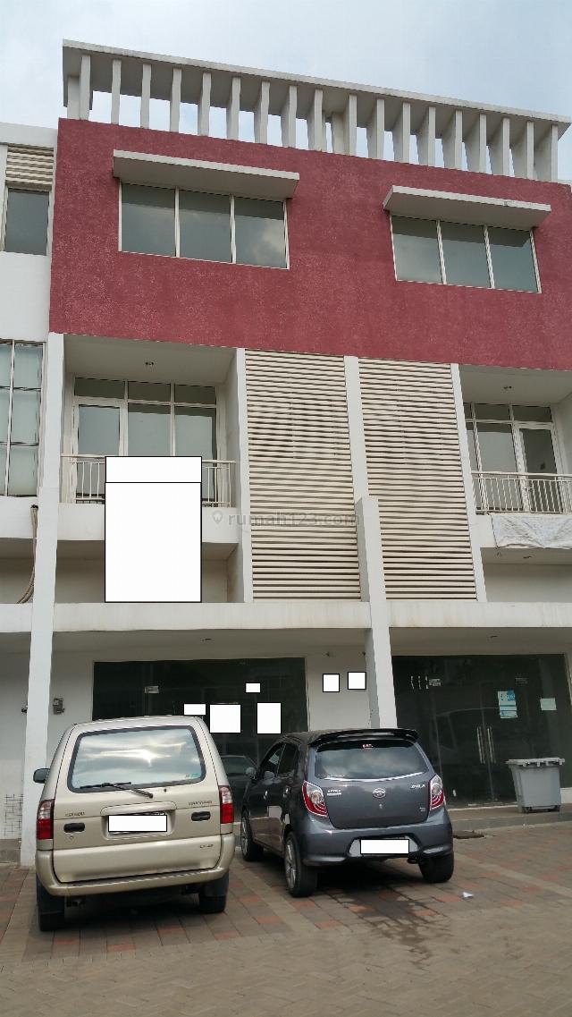 Ruko Bagus Untuk Usaha & Investasi di The Springs Gading Serpong/B 51, Gading Serpong The Spring, Tangerang