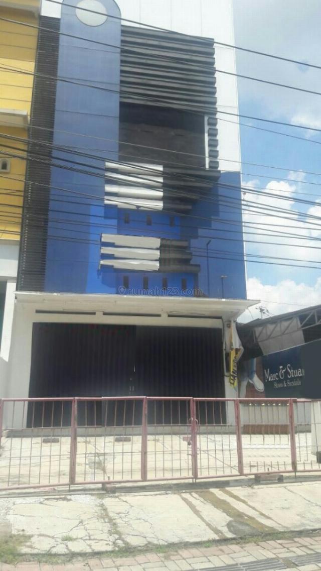 Ruko di Jendral Sudirman ( Siliwangi), Semarang Barat, Semarang
