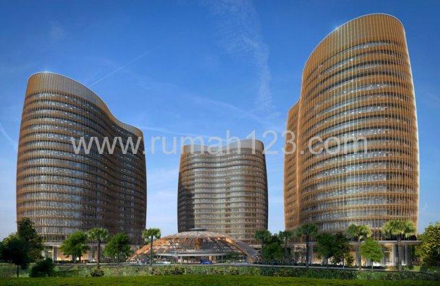 South Quarter,  Ruang Kantor, Tb Simatupang 100m2-1000m2, TB Simatupang, Jakarta Selatan