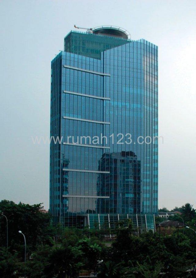 Sovereign Plaza, Tb Simatupang, Sewa Ruang Kantor 1000 M2, TB Simatupang, Jakarta Selatan
