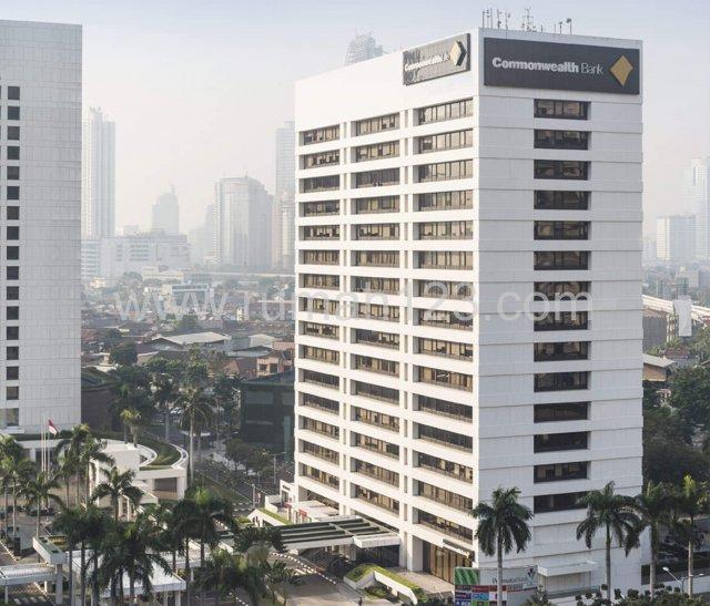 Wtc 6, Sudirman, Ruang Kantor 100m2-1000m2, Sudirman, Jakarta Selatan