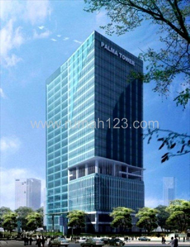 Palma Tower, Tb Simatupang,  Ruang Kantor 100 M2-1000 M2, TB Simatupang, Jakarta Selatan