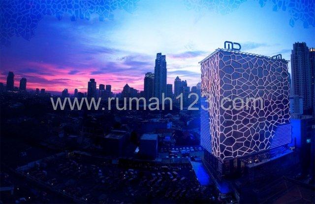 Md Place Tower, Kuningan, Ruang Kantor 100 M2-1000m2, Kuningan, Jakarta Selatan