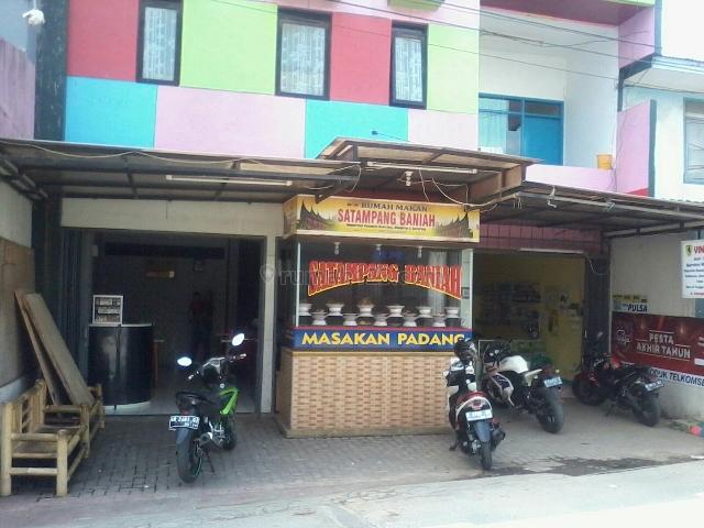 Ruko di Sukagalih jalan ramai, Sukajadi, Bandung