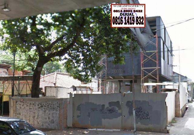 Ruko Daerah Pangeran Antasari, Cilandak, Jakarta Selatan